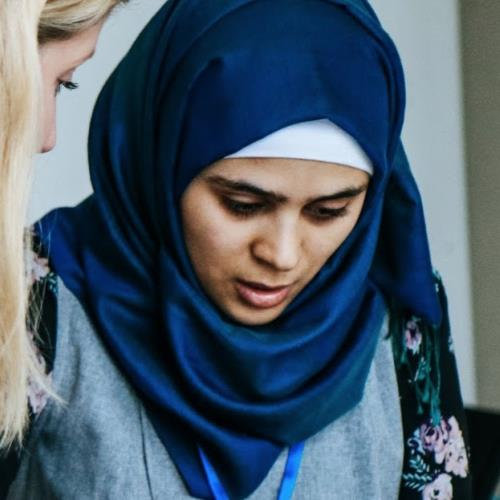 First online university for refugees - Kiron Open Higher Education