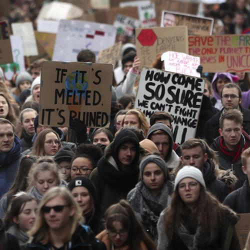 Youth Activists Are Holding Their Own Climate Summit