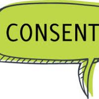 It is a matter of consent