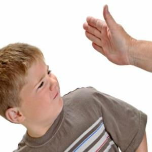 SMACKING CHILDREN: OK OR NOT OK?